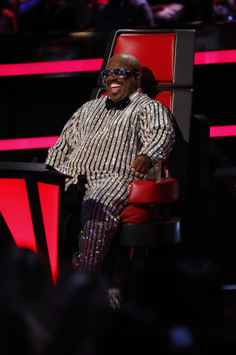 """THE VOICE -- """"Live Finale"""" Episode 519B -- Pictured: CeeLo Green  -- (Photo by: Trae Patton/NBC)"""