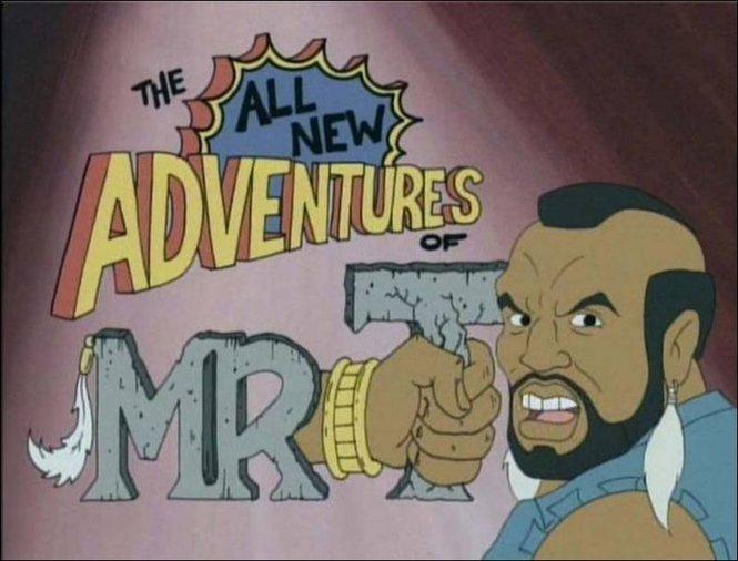 Adventures of Mr. T