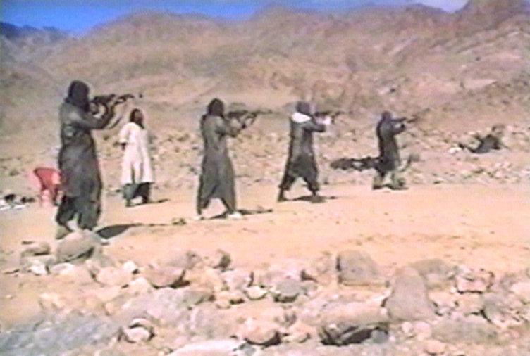 Al Qaida Recruitment Video Stills