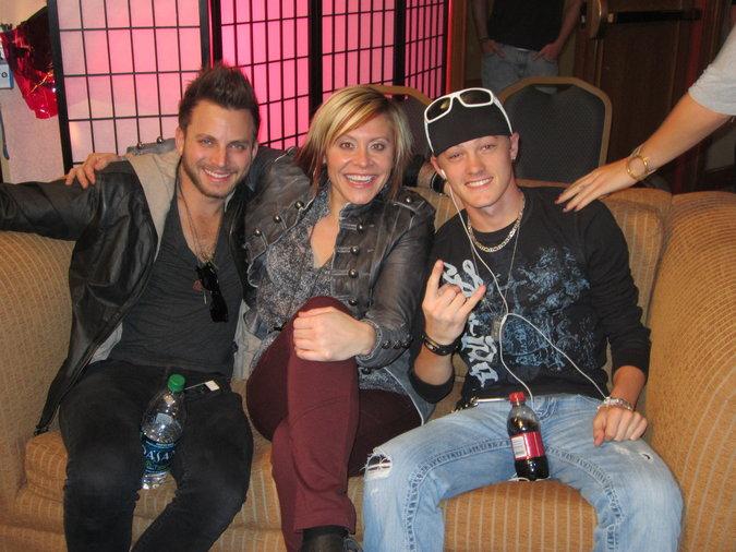 Brian, Gwen & Jordan