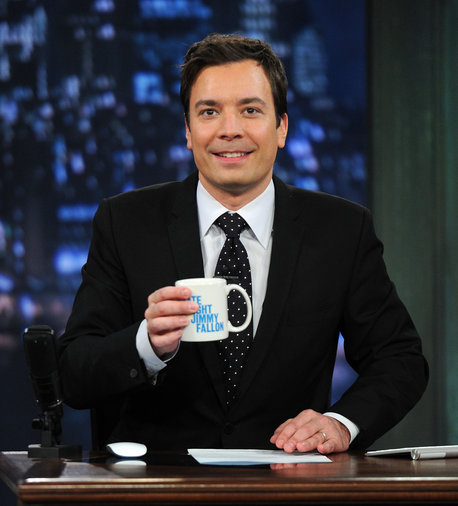 """Celebrities Visit """"Late Night With Jimmy Fallon"""" - March 14, 2011"""