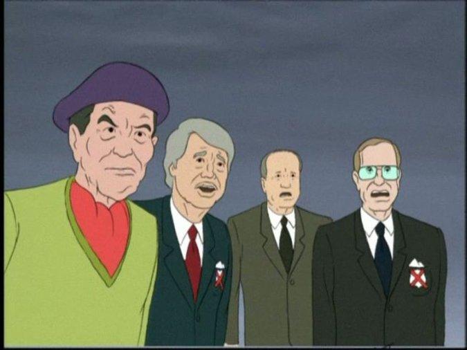 Ex-Presidents