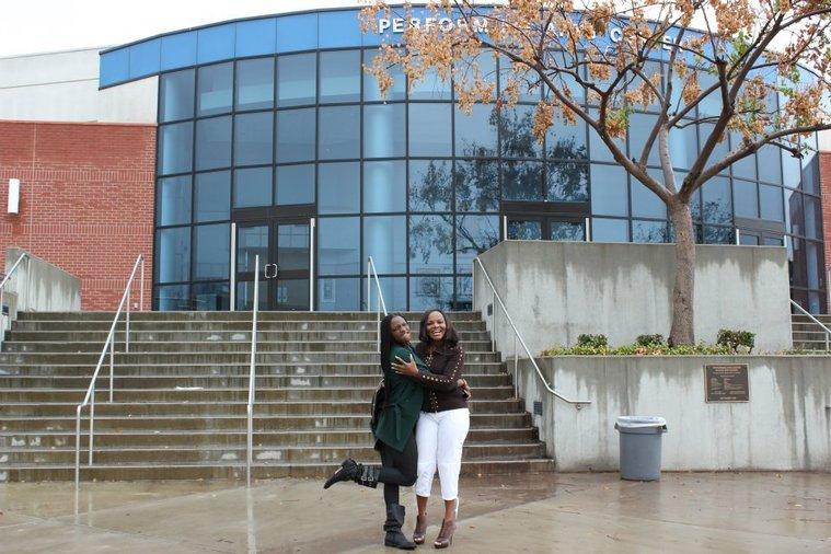 My Performing Arts Theatre! & mama lol