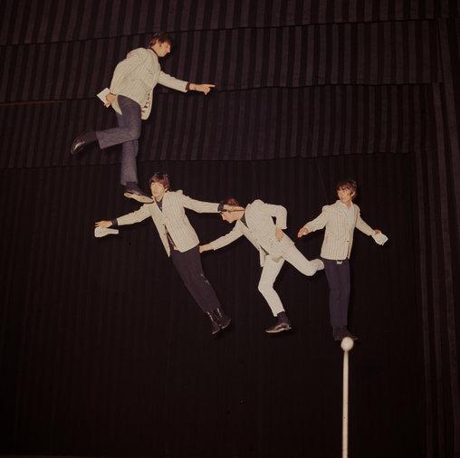 The Beatles Rehearse