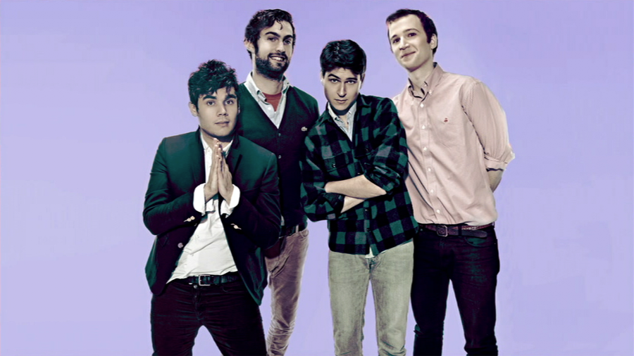 Vampire Weekend Bumper Photo