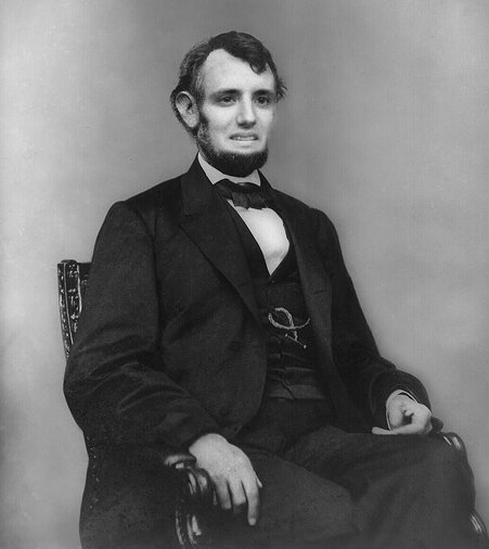 """""""Four score and seven years ago our fathers brought forth on this continent, a new nation, conceived in Liberty, and dedicated to the proposition that all men are created equal."""""""