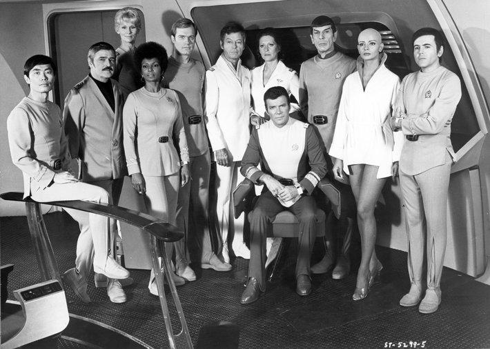 """Star Trek: The Motion Picture"" Cast"