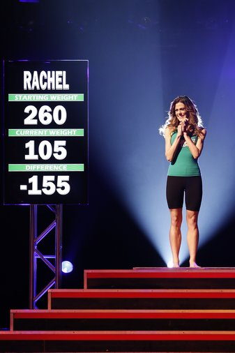 Rachel Fredrickson wins The Biggest Loser, Viewers Say She's Too Thin | Bulu Box Blog