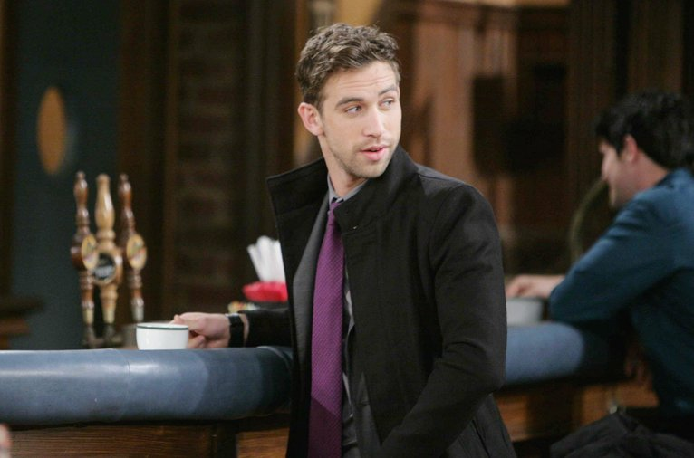 Nick blackmails Sami.