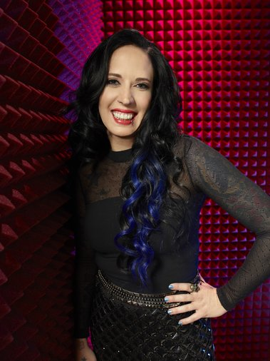 THE VOICE -- Season: 6 -- Pictured: Kat Perkins -- (Photo by: Paul Drinkwater/NBC)