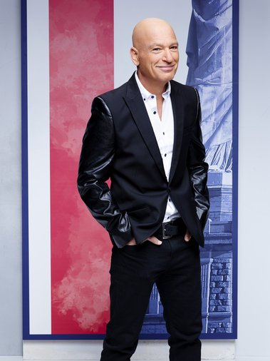 AMERICA'S GOT TALENT -- Season: 9 -- Pictured: Howie Mandel -- (Photo by: Justin Stephens/NBC)