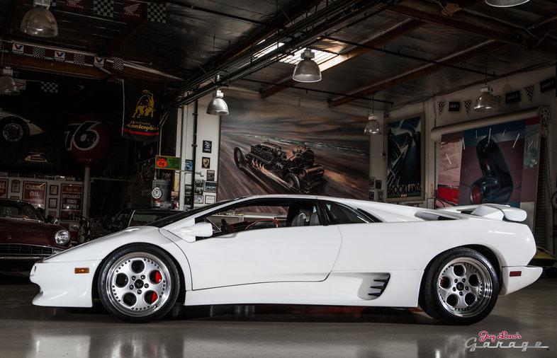 1991 Lamborghini Diablo Jay Leno S Garage Nbc