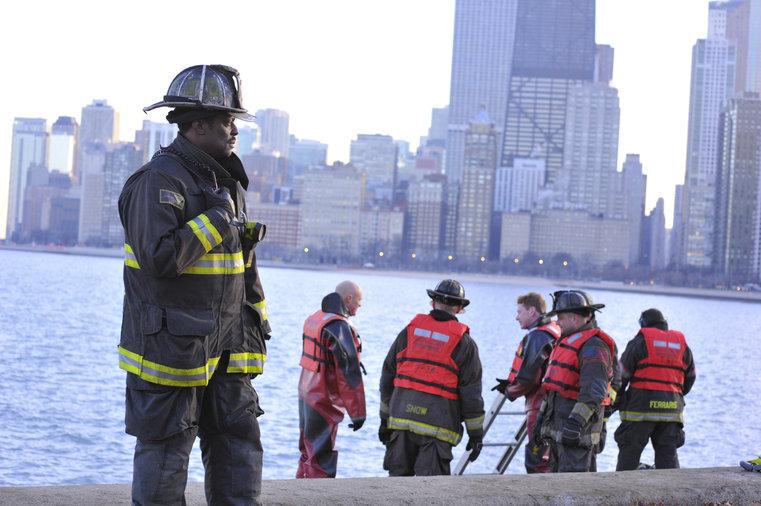 CHICAGO FIRE - EPISODE 115 - NAZDAROVYA