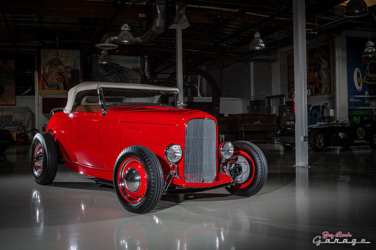 1932 Ford Highboy Roadster - Jay Leno's Garage