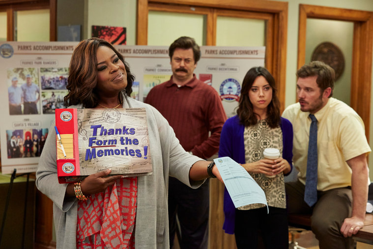 Parks And Recreation Staffel 7