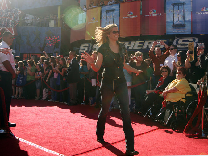 Day of Days 2010 - Red Carpet