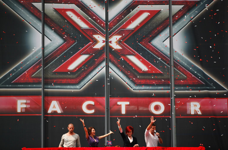 The X Factor Series IV - Open Audition