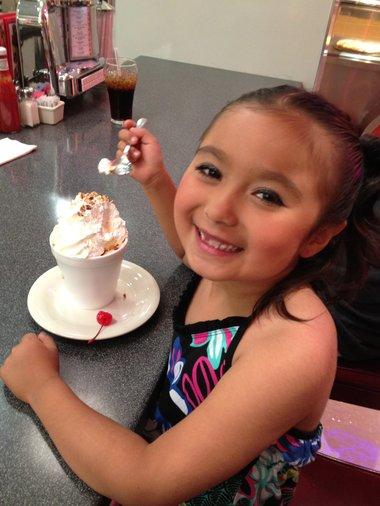 Vegas Week - ice cream