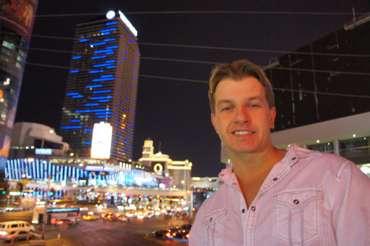 My first time in Vegas and i loved it :)