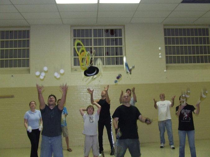 Local Juggling Club