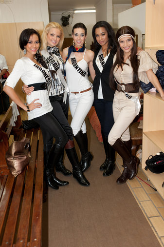 2011 MISS UNIVERSE COMPETITION