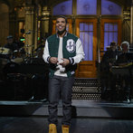Drake's monologue on Saturday Night Live on January 18, 2014.