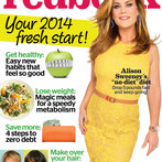 Take a loot at the cover of this month's Redbook, featuring The Biggest Loser's Alison Sweeney!