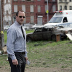 """LAW & ORDER: SPECIAL VICTIMS UNIT -- """"Cold"""" Episode 919 -- Pictured: Christopher Meloni as Det. Elliot Stabler -- NBC Photo: Will Hart"""
