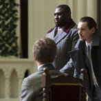 Pictured: (l-r) Nonso Anozie as R.M. Renfield, Jonathan Rhys Meyers as Alexander Grayson -- (Photo by: Jonathon Hession/NBC)