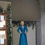 Pictured: Victoria Smurfit as Lady Jayne Wetherby -- (Photo by: Jonathon Hession/NBC)