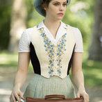 Pictured: Jessica De Gouw as Mina Murray