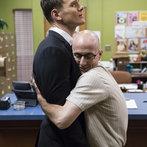 "COMMUNITY -- ""Repilot"" Episode 501 -- Pictured: (l-r) Joel McHale as Jeff, Jim Rash as Dean Pelton"