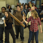 """COMMUNITY -- """"Introduction to Teaching"""" Episode 502 -- Pictured: -- (Photo by: Justin Lubin/NBC)"""