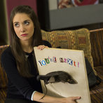 """COMMUNITY -- """"Introduction to Teaching"""" Episode 502 -- Pictured: Alison Brie as Annie"""