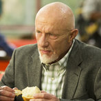 """COMMUNITY -- """"Introduction to Teaching"""" Episode 502 -- Pictured: Jonathan Banks as Hickey"""