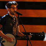 "THE VOICE -- ""Live Show"" Episode 517A -- Pictured: Will Champlin -- (Photo by: Trae Patton/NBC)"