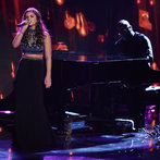 "THE VOICE -- ""Live Show"" Episode 517A -- Pictured: Jacquie Lee -- (Photo by: Tyler Golden/NBC)"