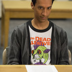 "COMMUNITY -- ""Basic Sandwich"" -- Pictured: Danny Pudi as Abed Nadir -- (Photo by: Justin Lubin/NBC)"