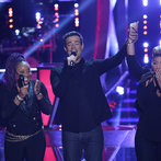"In the battle round, Tessanne took the advice of Adam and advisor Ryan Tedder to find some soul for her duet of ""Next to Me"" with Donna Allen. She dug deep and won the battle to advance to the knockout round."