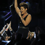 """THE VOICE -- """"Live Show"""" Episode 519A -- Pictured: Tessanne Chin -- (Photo by: Trae Patton/NBC)"""