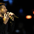 """Pulling a surprise out of his hat, Will used his slot in the Top 8 to sing the Etta James classic """"At Last."""" It was a daring choice, and America rewarded him with a trip to the quarterfinals."""