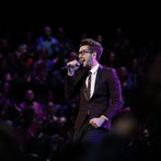 """THE VOICE -- """"Live Show"""" Episode 519A -- Pictured: Will Champlin -- (Photo by: Trae Patton/NBC)"""