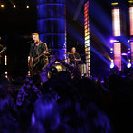 """THE VOICE -- """"Live Finale"""" Episode 519B -- Pictured: One Republic  -- (Photo by: Trae Patton/NBC)"""