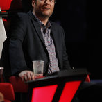 """THE VOICE -- """"Live Show"""" Episode 519A -- Pictured: Blake Shelton -- (Photo by: Trae Patton/NBC)"""