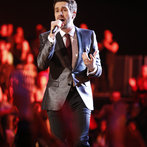 """After a breakfast with his teammates and Adam Levine at the coach's house, Will took to the stage to sing Fun.'s """"Carry On"""" and earned his spot in the finals of The Voice."""