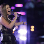 """THE VOICE -- """"Live Show"""" Episode 519A -- Pictured: Jacquie Lee -- (Photo by: Trae Patton/NBC)"""