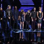 """THE VOICE -- """"Live Show BTS"""" Episode 516B -- Pictured: (l-r) -- (Photo by: Ben Cohen/NBC)"""