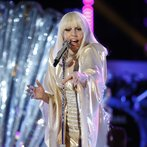 """THE VOICE -- """"Live Finale"""" Episode 519B -- Pictured: Lady Gaga  -- (Photo by: Trae Patton/NBC)"""