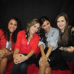 A Few Team Xtina Girls