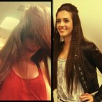 Before and After Hair.